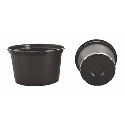 Plastic injection 2 gallon pot