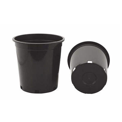 Plastic injection 1.5 gallon pot