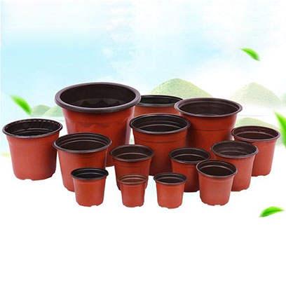 Plastic commercial grow pots series 1